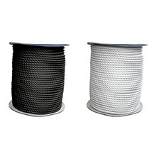 Anchor Rope, three strands, double twisted, Polyester_1149_1149