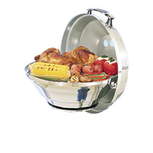 Gas grill  ''Marine Kettle'', SS_1456_1456