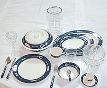 Sea Tableware range - ''Exclusive''_1484_1484