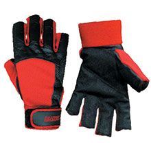 Gloves for Sailing Kevlar Type, 5 fingers cut_35_35