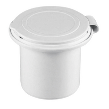 Case for Shower Head with Lid, Round_4162_4162
