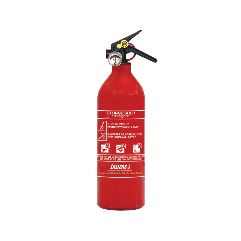 LALIZAS Fire Extinguisher Dry Powder_4461_4462