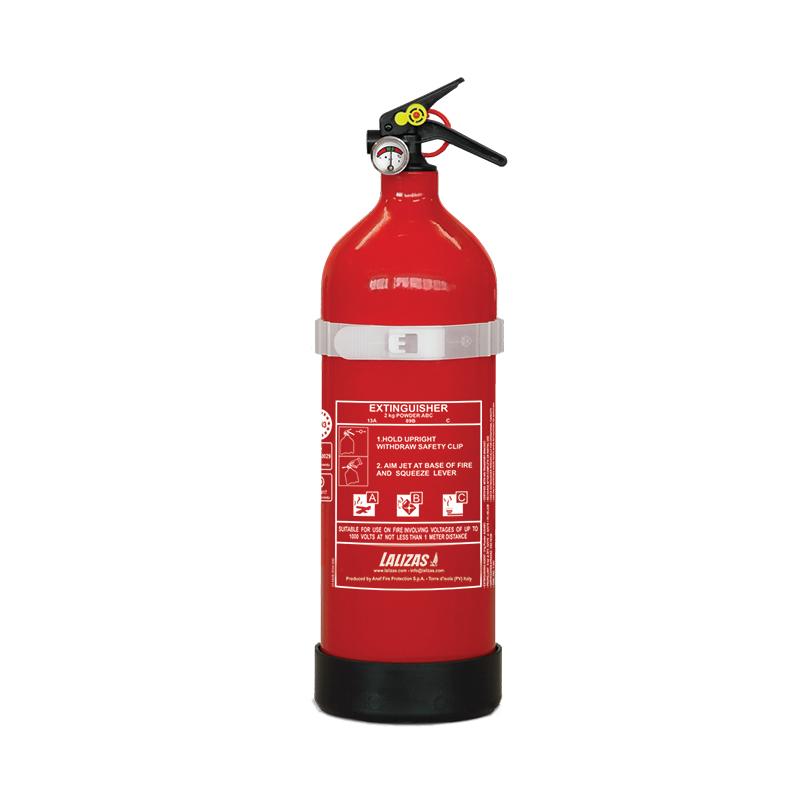 LALIZAS Fire Extinguisher Dry Powder_4461_4463