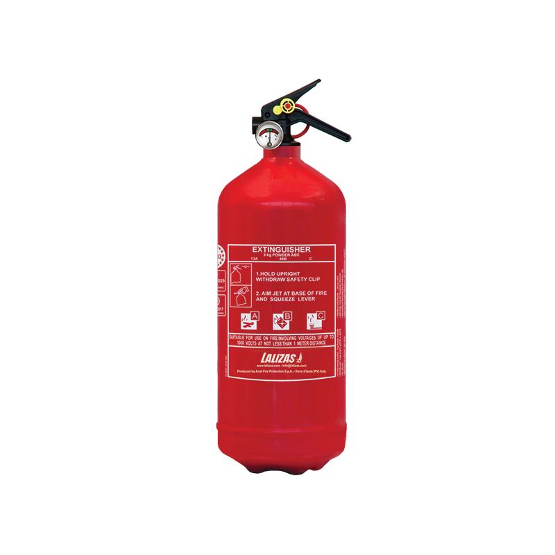 LALIZAS Fire Extinguisher Dry Powder_4461_4464