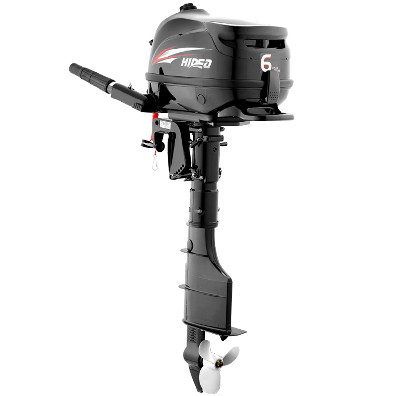 HIDEA Outboard Engines - Lightweigth & Portable - 2.5 HP, 5 HP & 6 HP_4638_4639