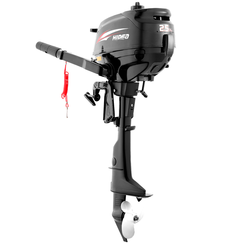HIDEA Outboard Engines - Lightweigth & Portable - 2.5 HP, 5 HP & 6 HP_4638_4640