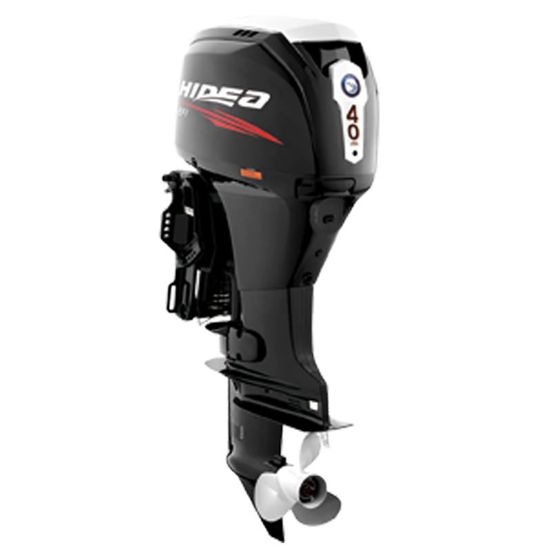 HIDEA Outboard Engines - Reliability & Performance - 30 HP & 40 HP_4642_4642