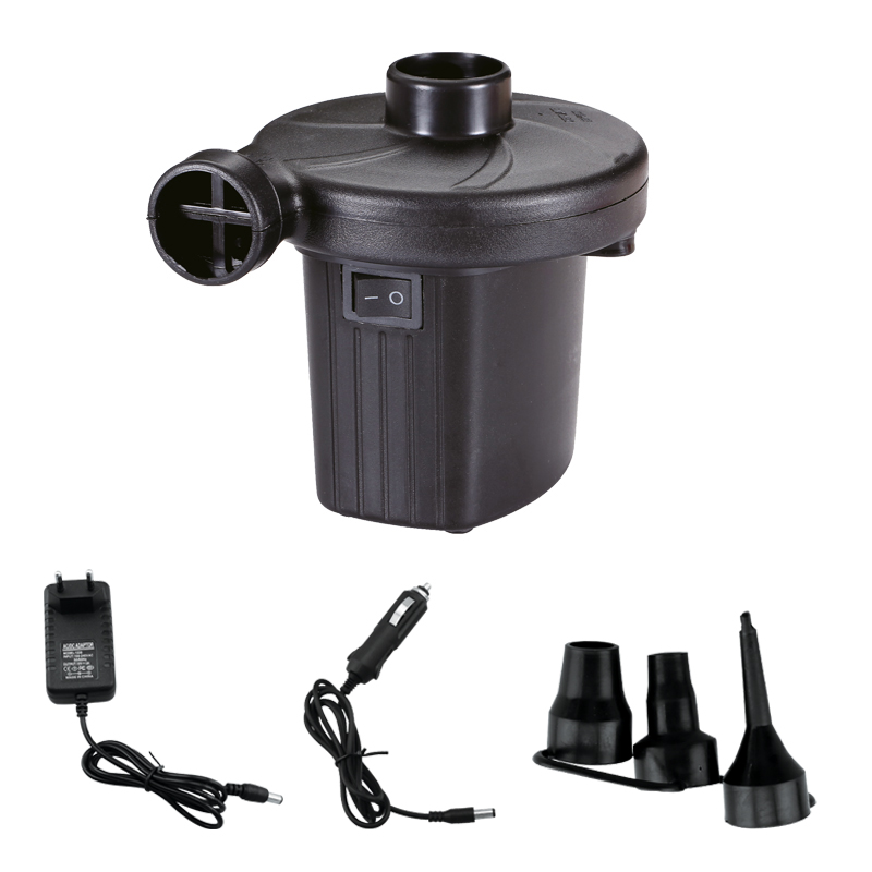 Electric double action air pump, 12V, 40mbar, 400 lt/min_4658_4658