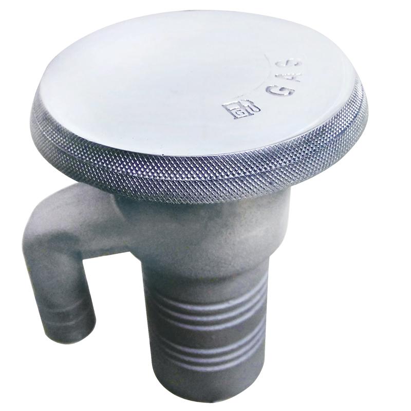 Deck Filler Ø38mm, Inox, with vent 16mm_4716_4716