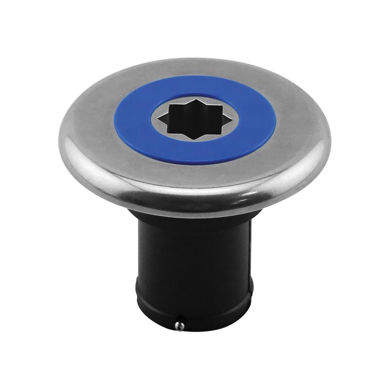 INOX Deck Filler Ø38mm_4895_4892