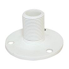 Fixed antenna mount, H 41mm, Diam. 70mm_75_75