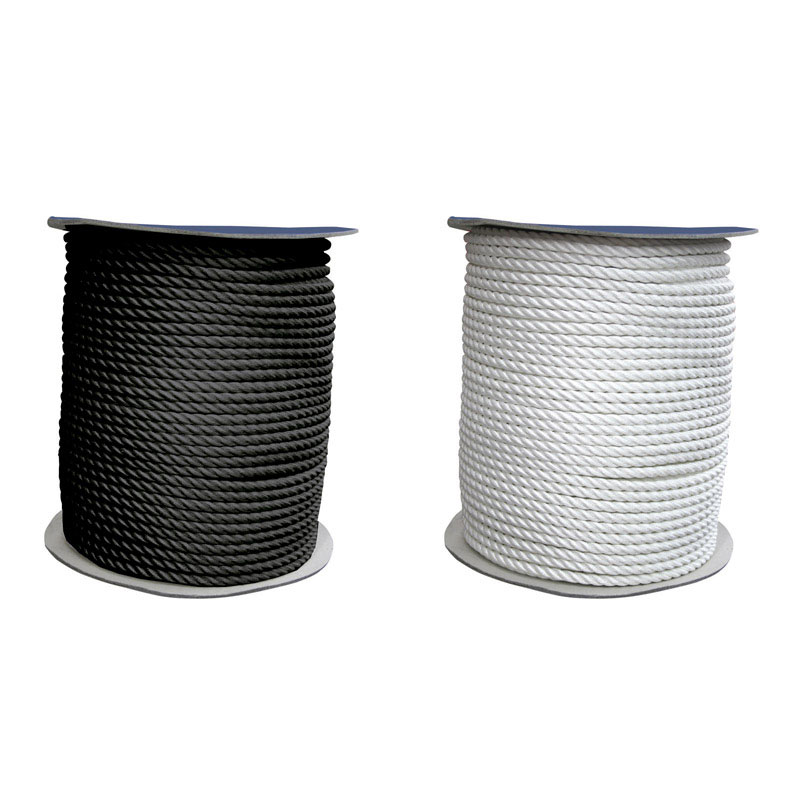 Anchor Rope, three strands, double twisted, Polyester_1149