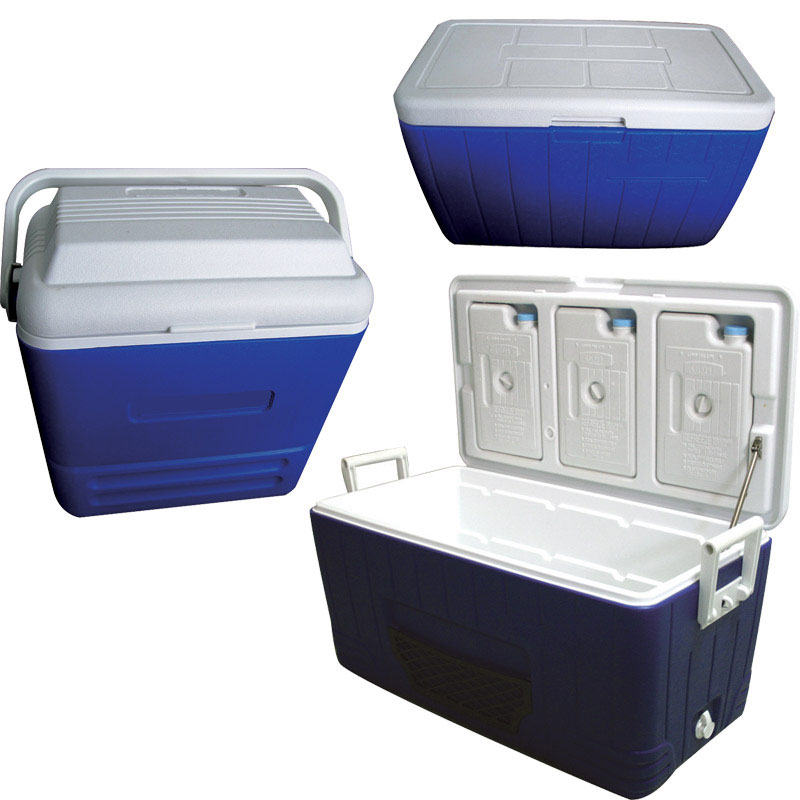 Isothermal cooler, portable, Seacool