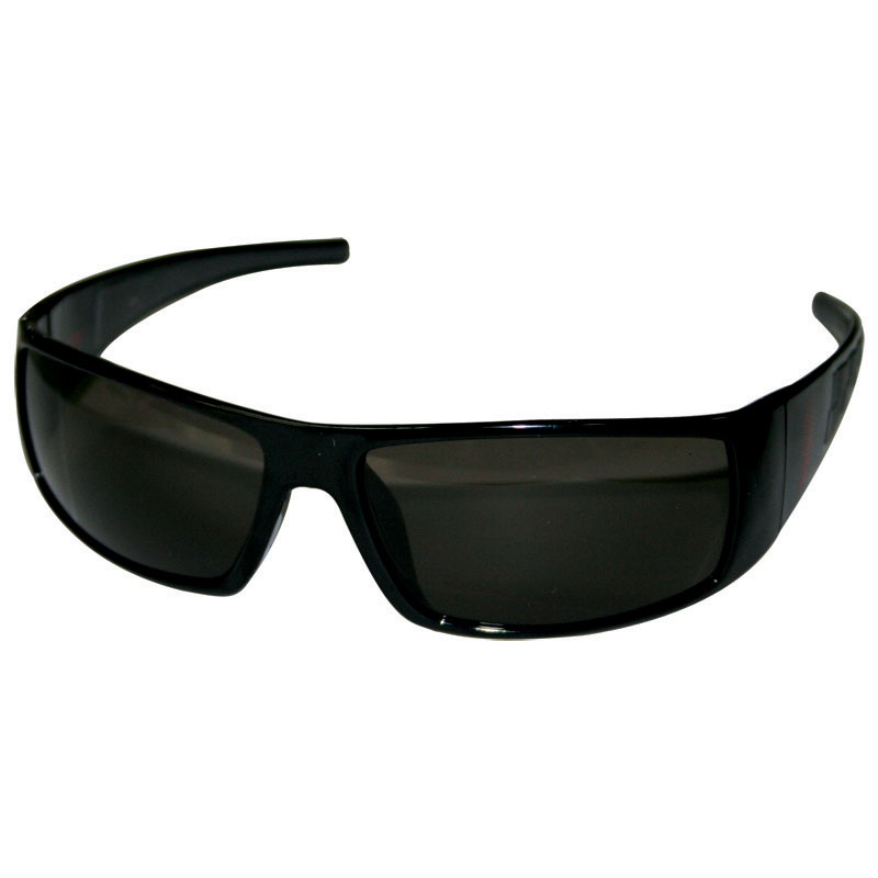 Sunglasses, TR90, polarized 1.00mm, black