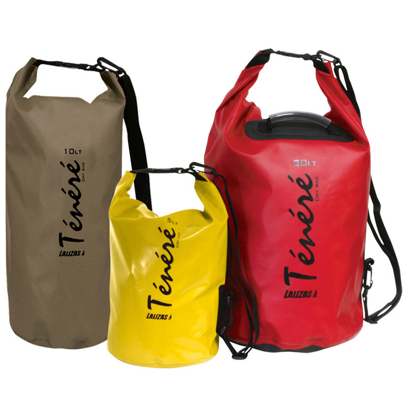 Dry bags with shoulder strap Ténéré_41