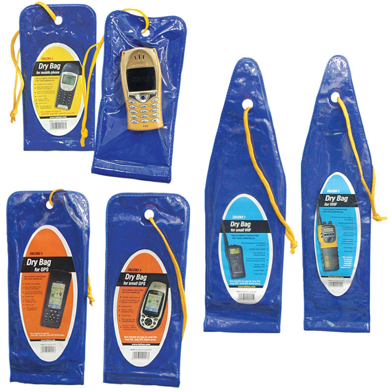 Dry Bags for Handhelds