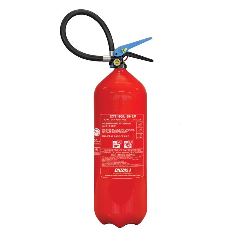 LALIZAS Fire Extinguisher Foam_4467