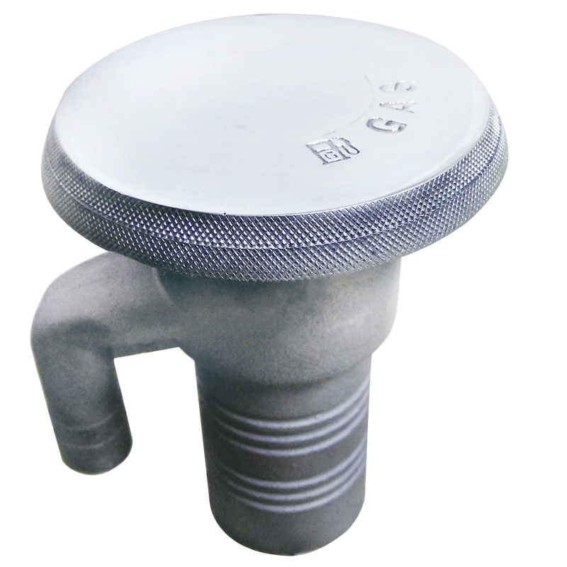 Deck Filler Ø38mm, Inox, with vent 16mm_4716