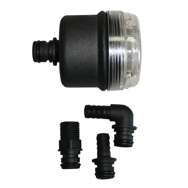 Filter and Connectors for Nuova Rade Pump, set_4757