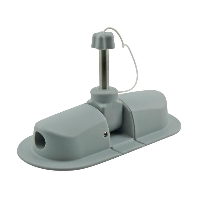 Rowlock Socket with metal pin_4944