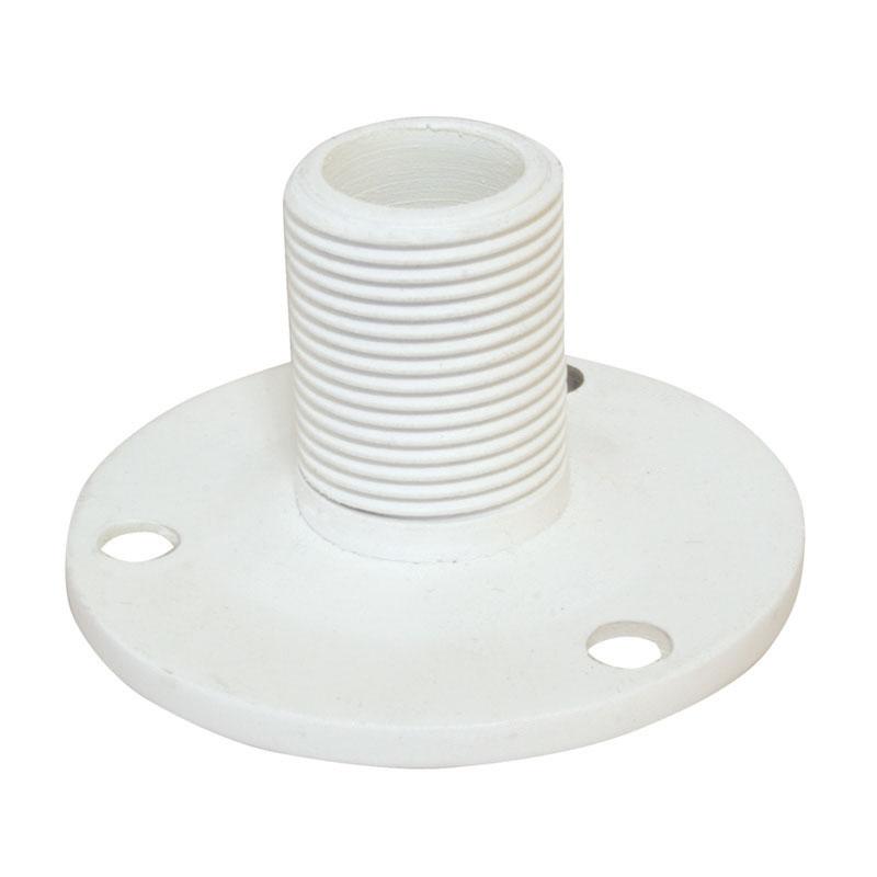 Fixed antenna mount, H 41mm, Diam. 70mm_75